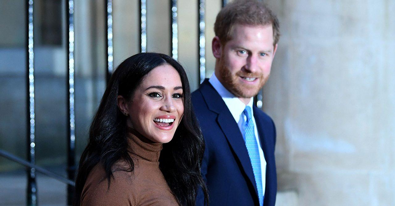 Meghan Markle och prins Harry bryter tystnaden om corona.