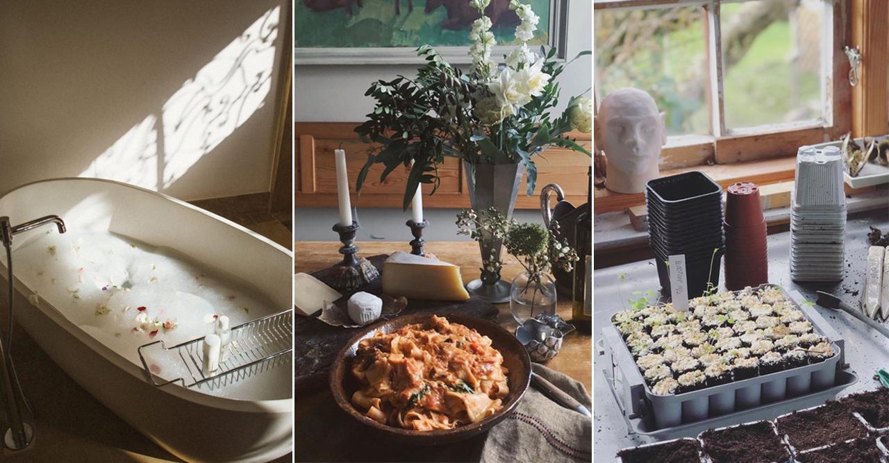Saker att göra hemma, ELLEs influencers tipsar