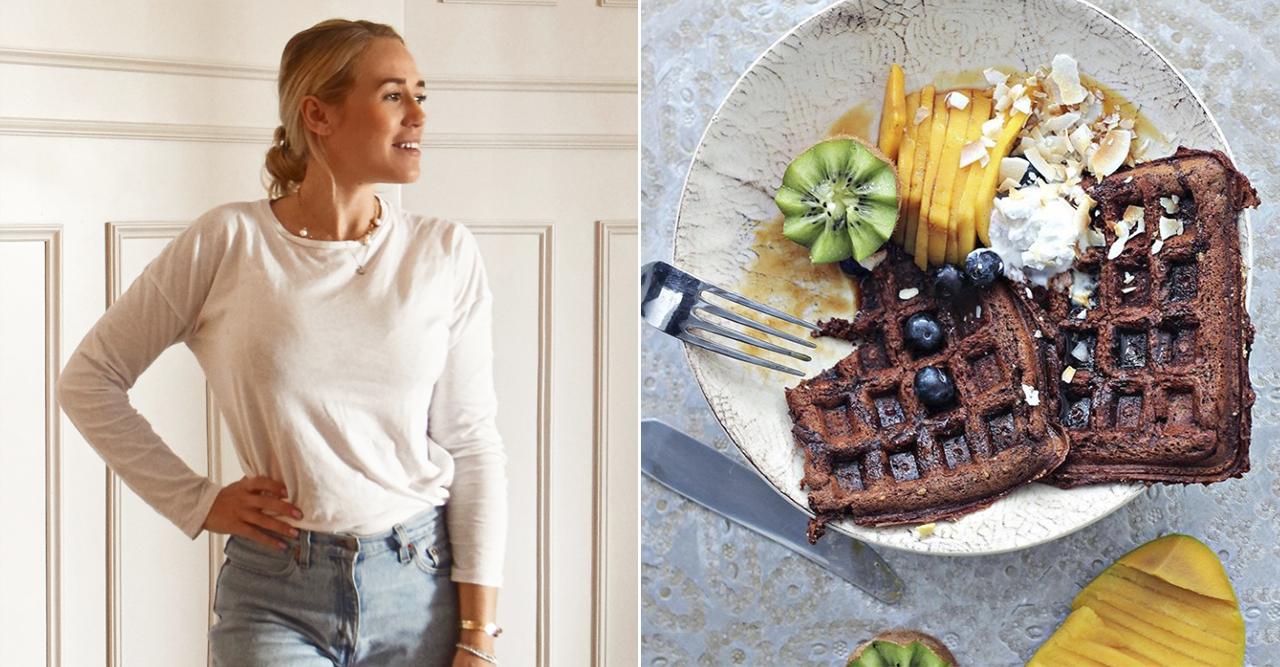 Foodjunkie ny bloggare på ELLE.se