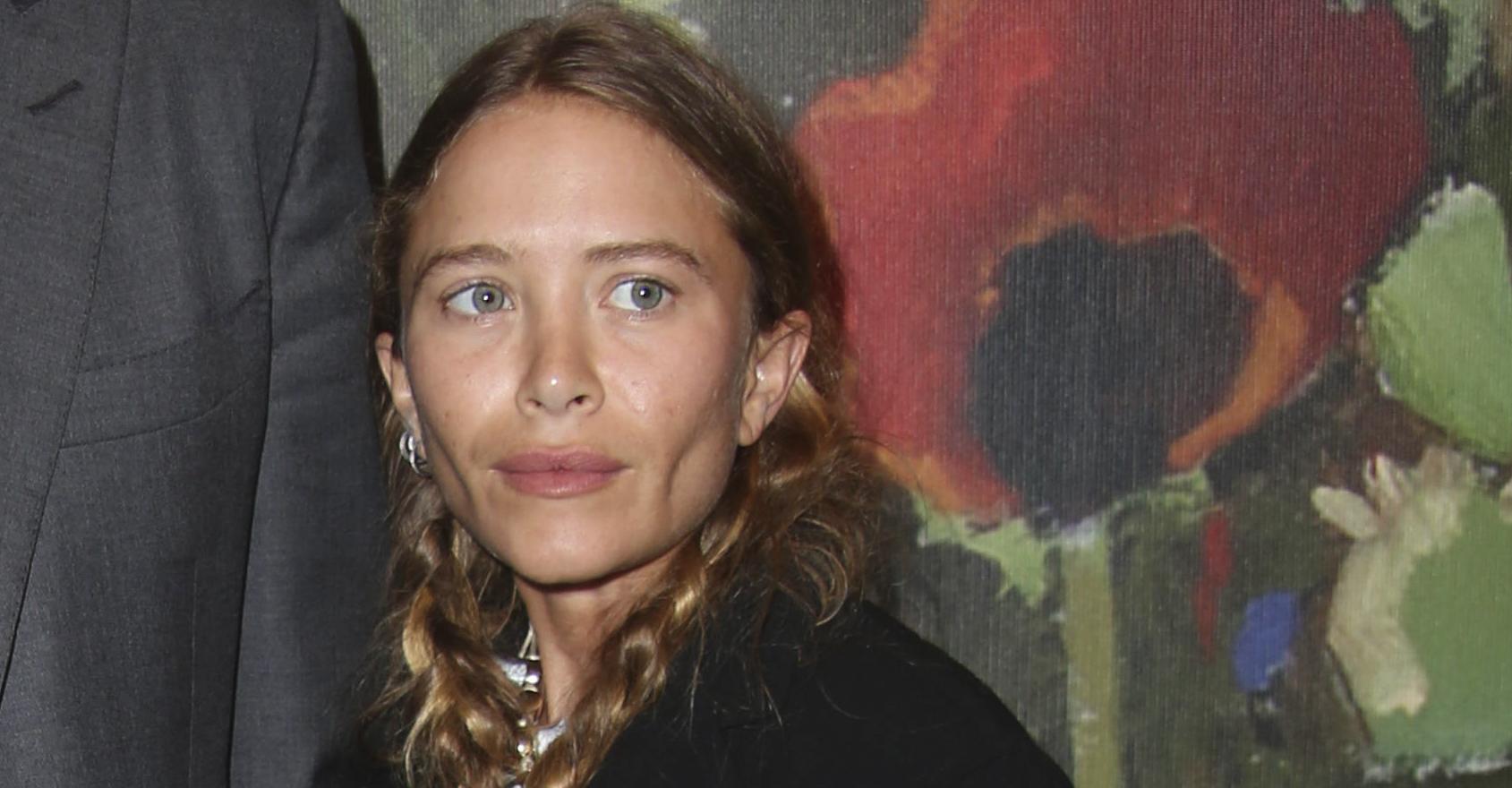 Mary-Kate Olsen skiljer sig