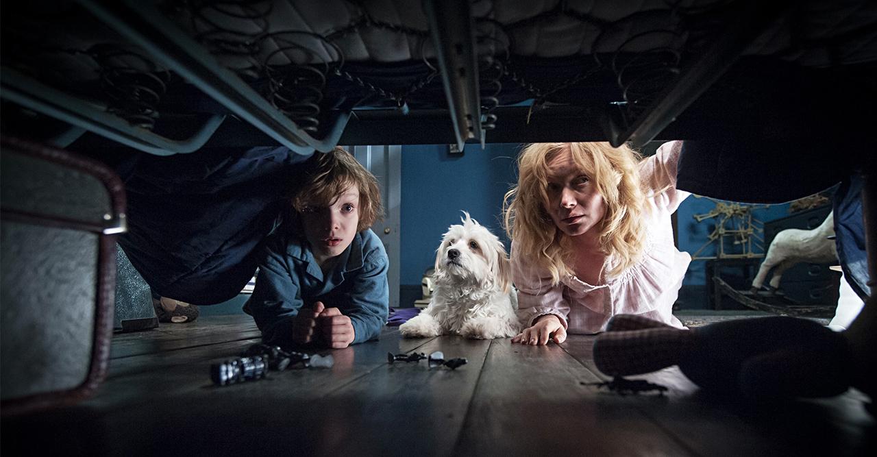 25 skräckfilmer med höga betyg på IMDb och Rotten Tomatoes