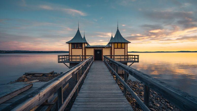 Utsiktplats i Sjurberg