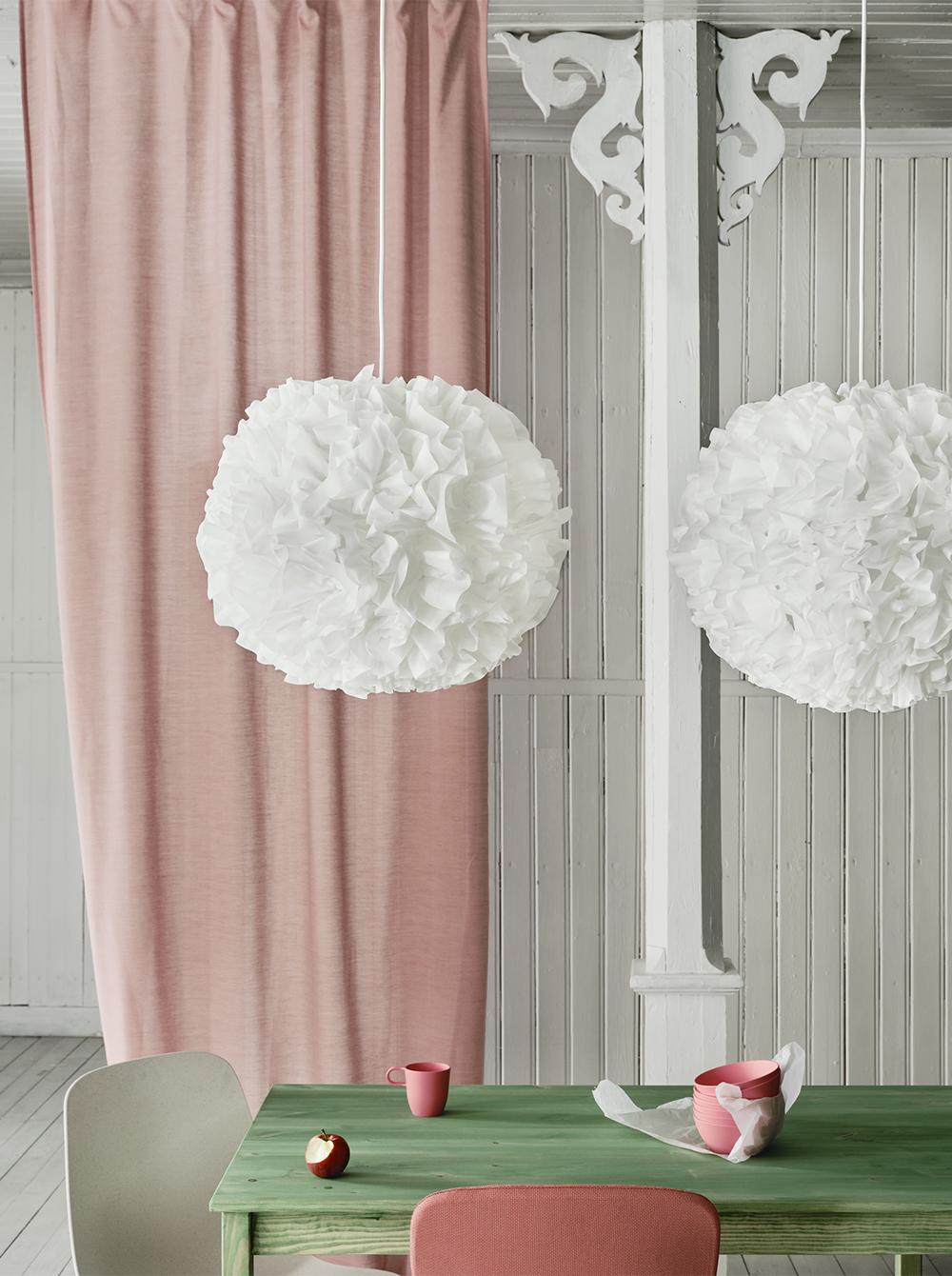 La lampada per parabrezza di Ikea nell'autunno del 2020