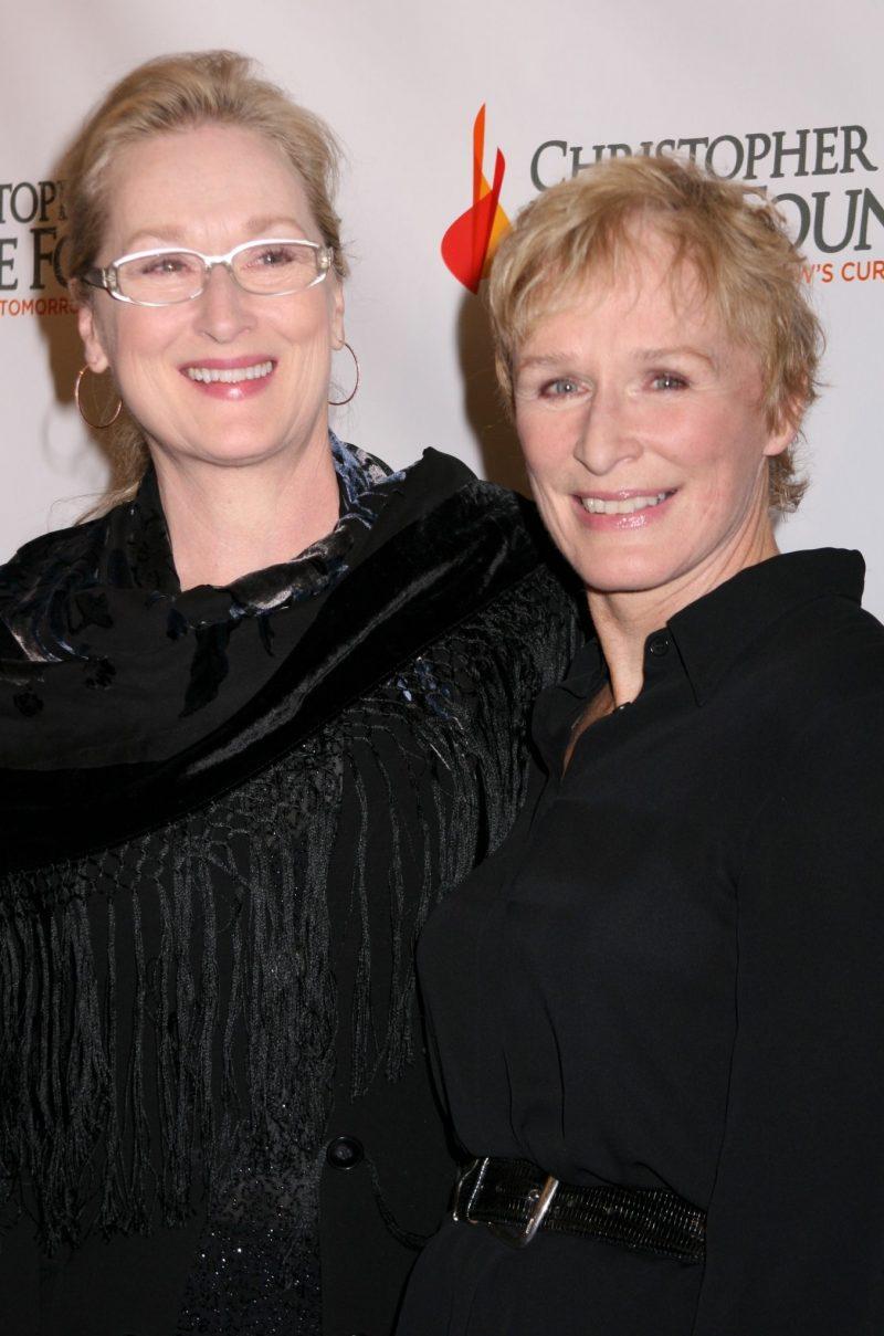 Meryl Streep och Glenn Close