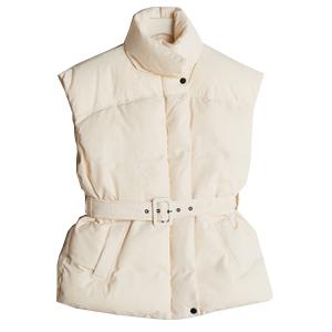 Vadderad väst, Gina tricot