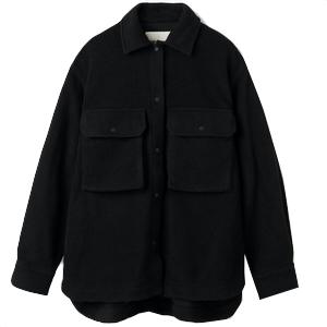 Fleeceskjorta, Carin Wester