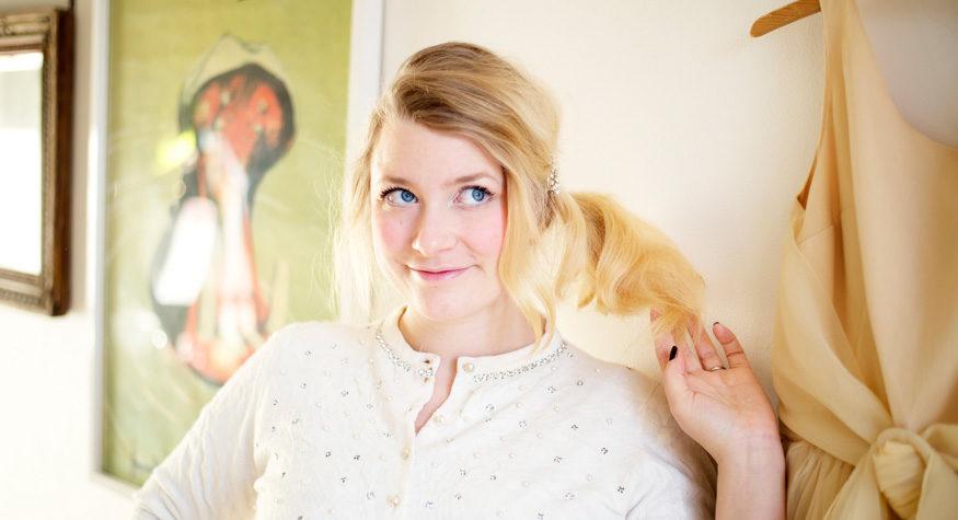 4db419c3c5fc Vad kommer Elsa Billgren vara klädd under Stockholm Fashion Week, vilka  visning ser hon fram emot och vad inspirerar henne allra mest när det kommer  till ...