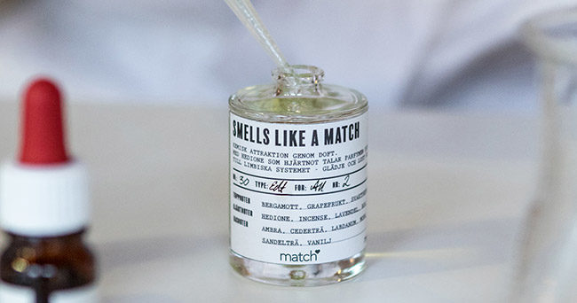 parfym som attraherar män