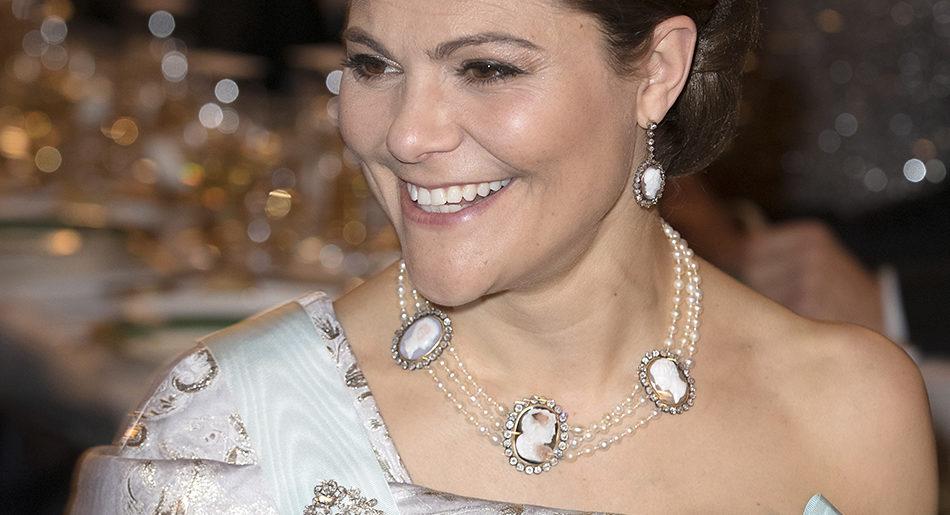 Kronprinsessan valde H&M till årets Nobelfirande