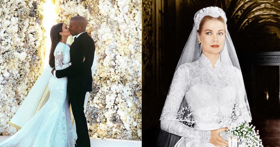 84557d7b957f 15 underbart vackra brudklänningar genom tiderna | ELLE