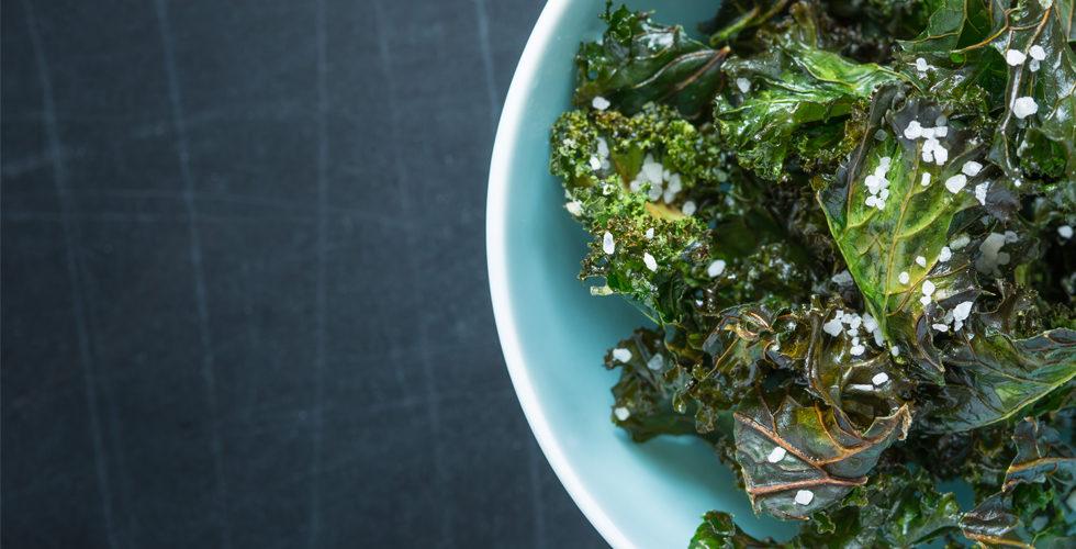 kan man äta grönkål som den är