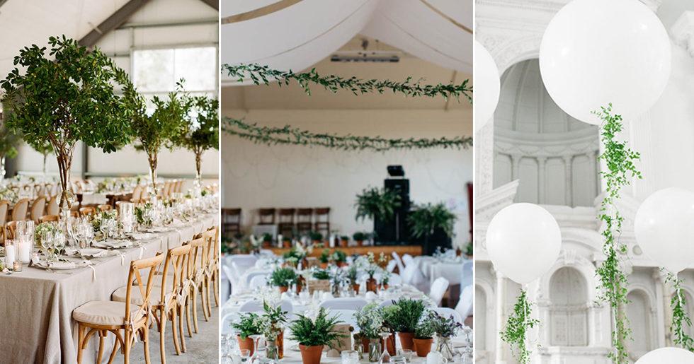 dekoration för bröllop