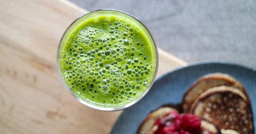 proteindrink recept utan pulver