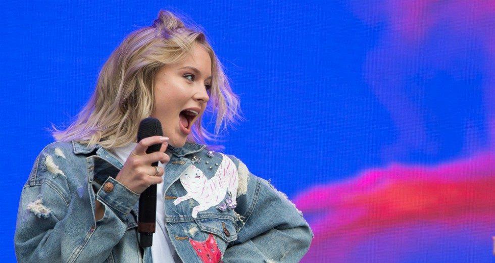 Zara Larsson bild Arlanda | ELLE