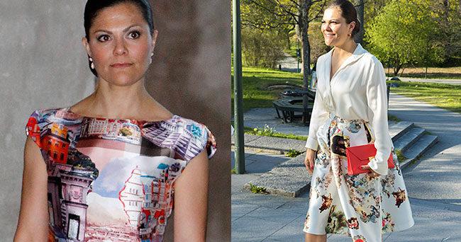 101ea97a5994 Kronprinsessan Victoria Maxjenny Forslund | ELLE