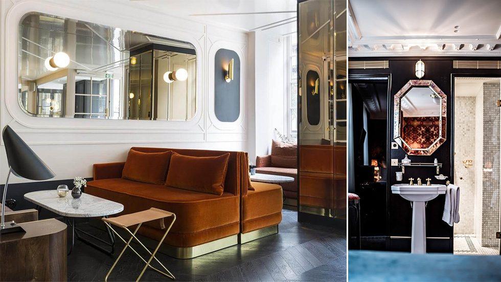 7 trendiga hotell i Paris – perfekta för en weekend
