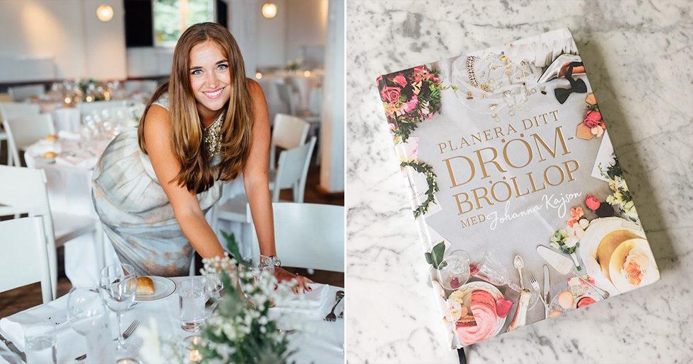Kändisarnas bröllopskoordinator Johanna Kajson: