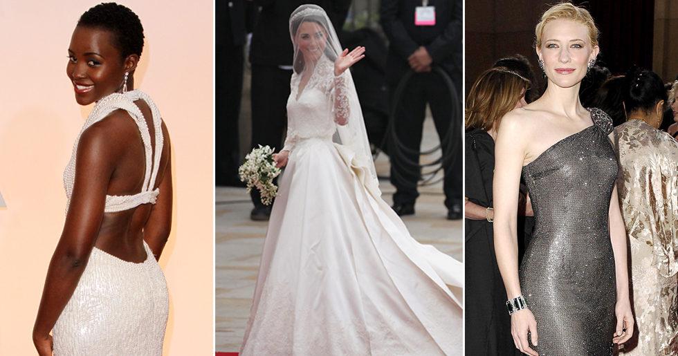 67fda8ac7baa 8 av världens dyraste klänningar burna av kändisar | ELLE