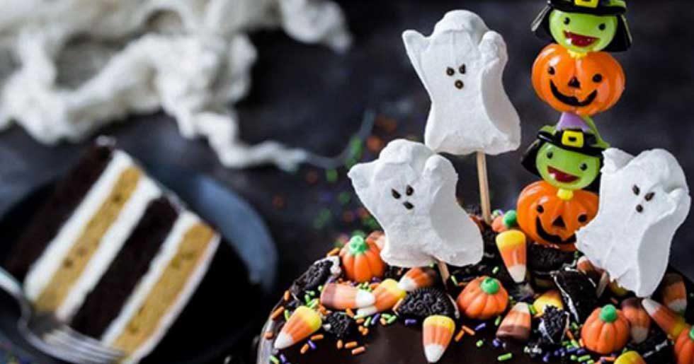 10 snygga bakverk – perfekta till Halloween