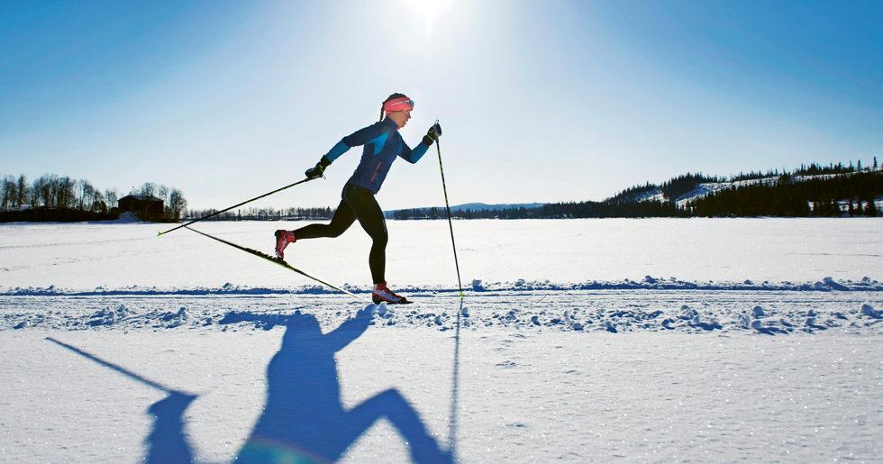 Darfor alskar din kropp skidakning