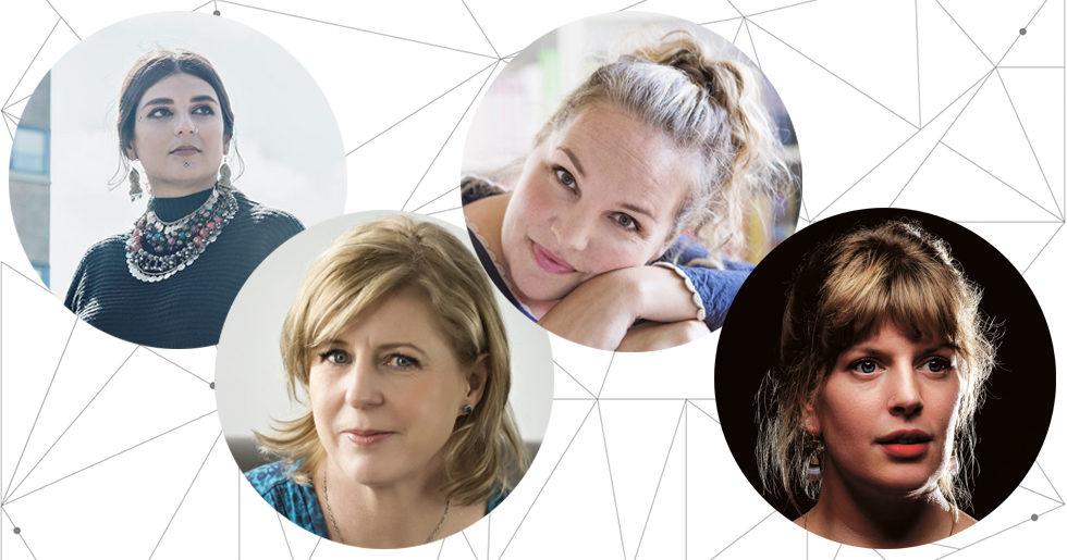 6 böcker av kvinnliga författare som vi ser fram emot 2018