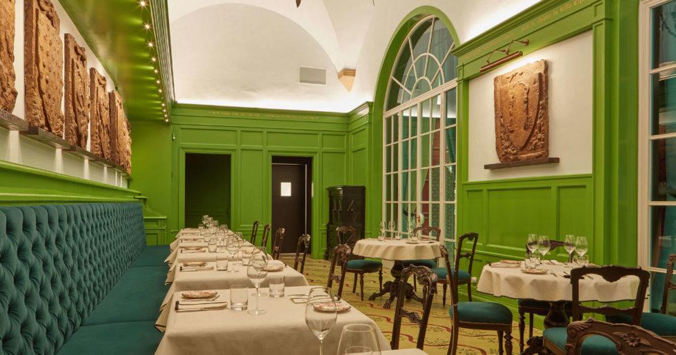Gucci öppnar restaurang – se bilderna