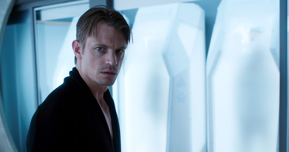 Se Netflixs officiella trailer till Altered Carbon med Joel Kinnaman