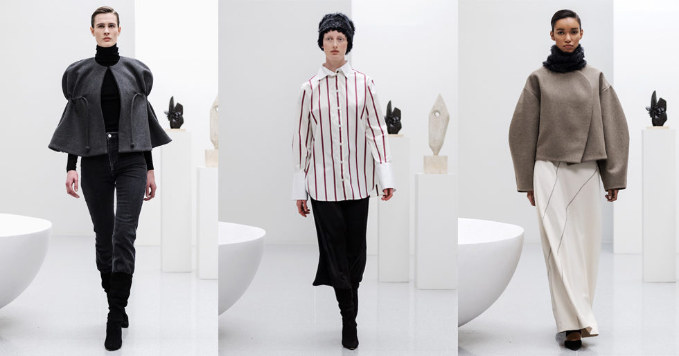 Fashion week Sthlm:  Alla looks från Totême AW18