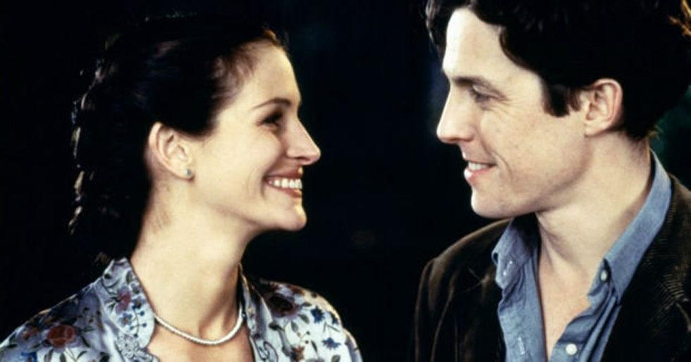 Romantiska filmer forstor ditt karleksliv