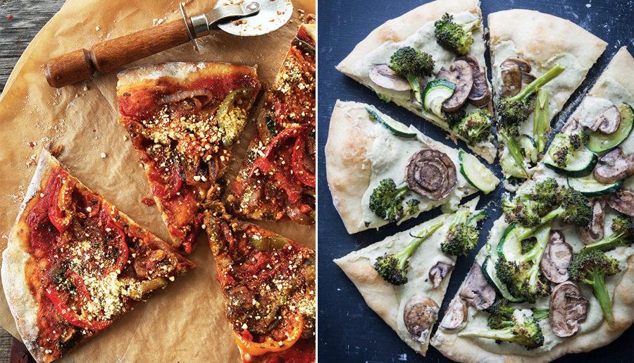 12 veganska pizzor vi vill testa på direkten