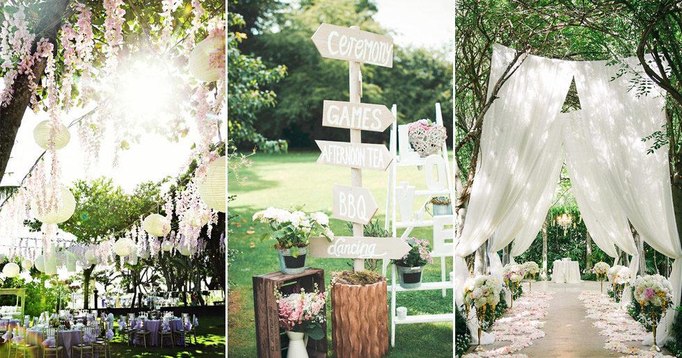 Ska du gifta dig? Här är de finaste bröllopsdetaljerna just nu!