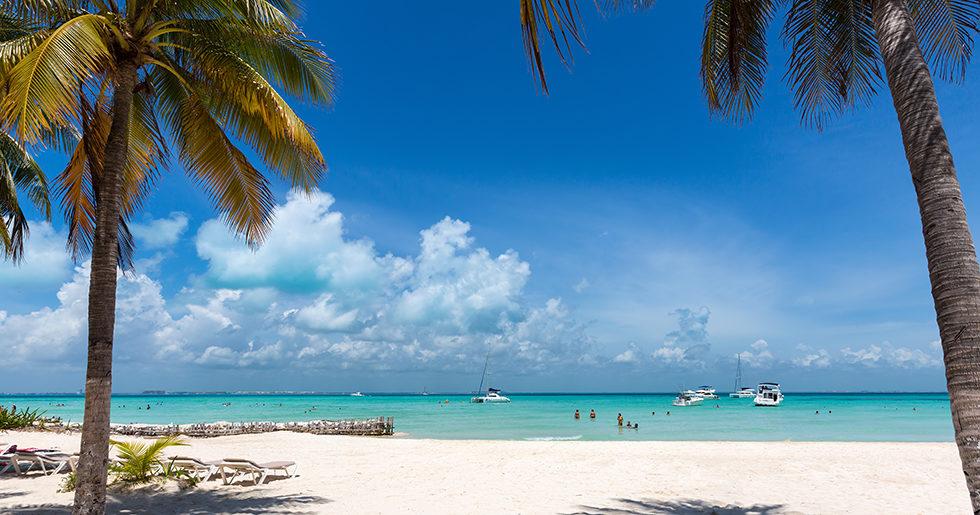 världens vackraste strand