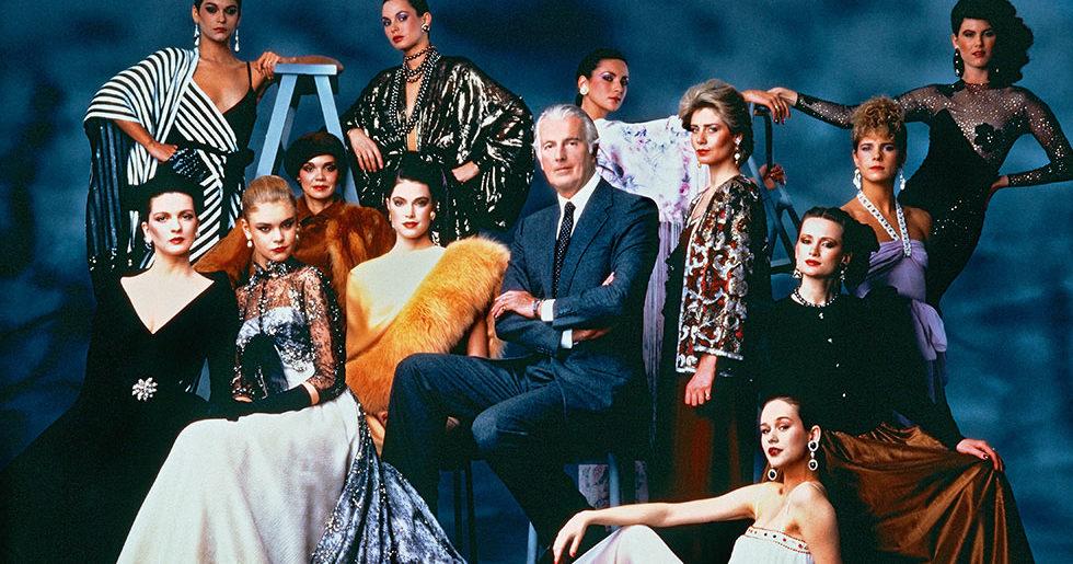 Modemästaren Hubert de Givenchy har gått bort