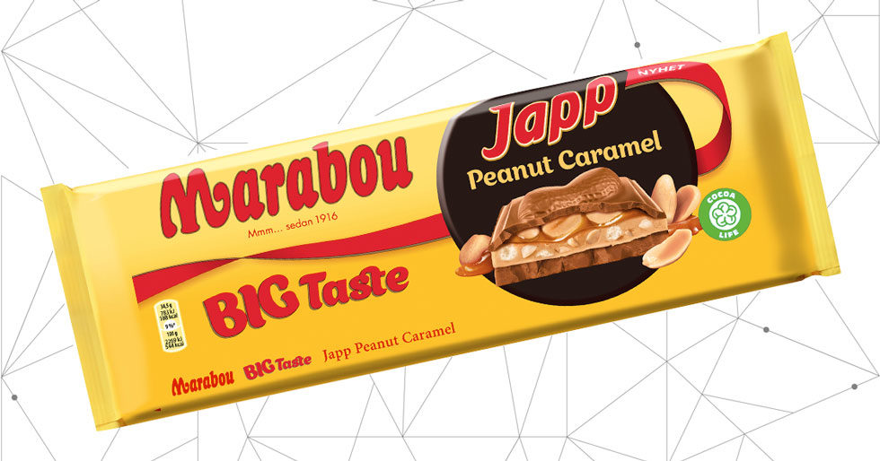 marabou choklad jordnötter