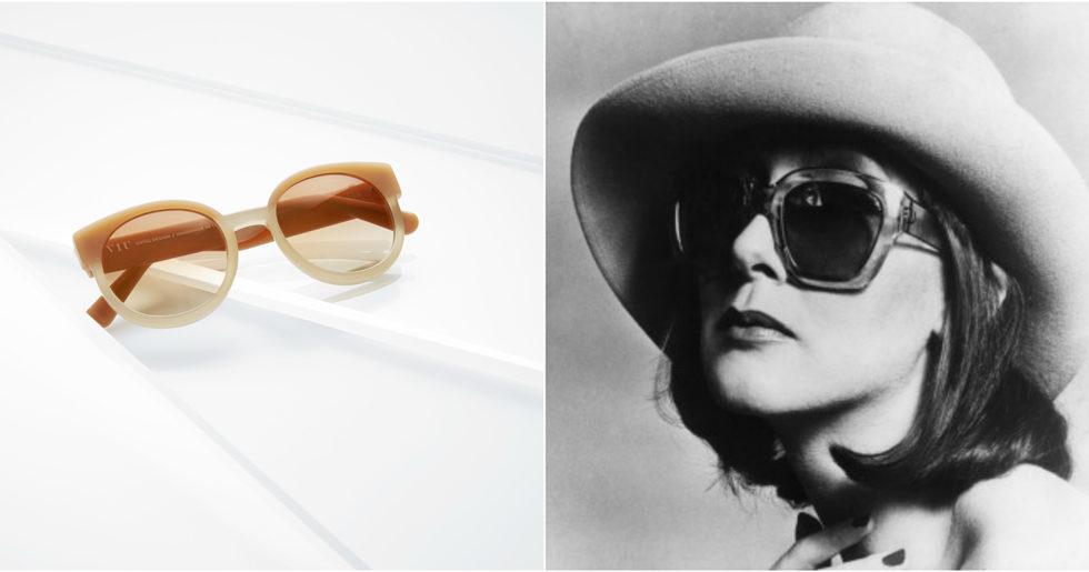 VIU & House of Dagmar gör solglasögon – tillägnade Greta Garbo och Sigrid Hjertén