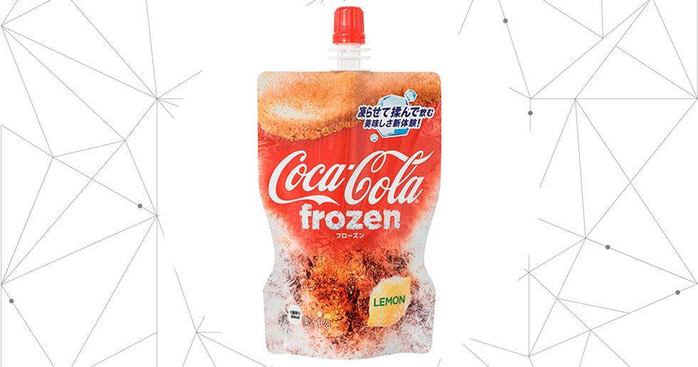 Sommaren är räddad! Nu finns Coca Cola (och Fanta) som slushie
