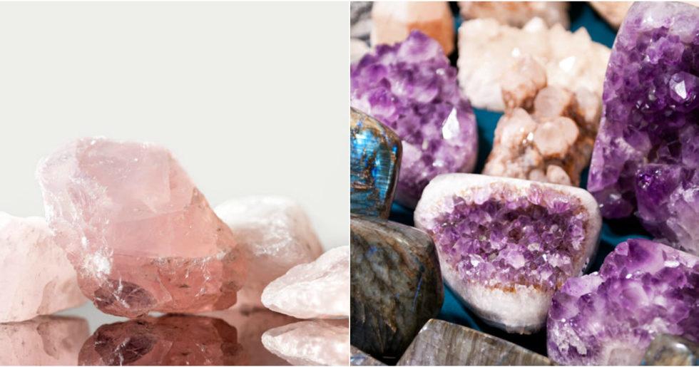 kristaller stenar stockholm