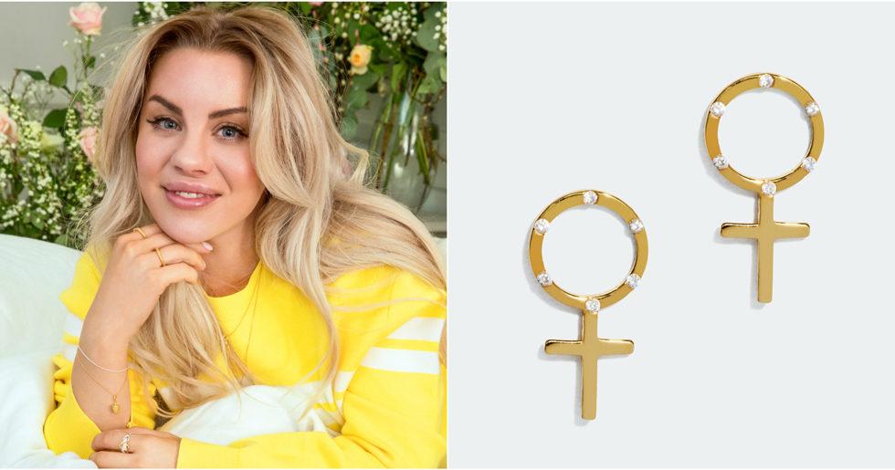 Therese Lindgren Släpper Smyckeskollektion För Glitter Elle