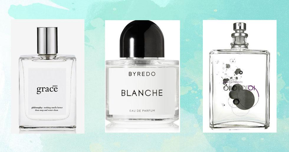 parfym fräsch doft