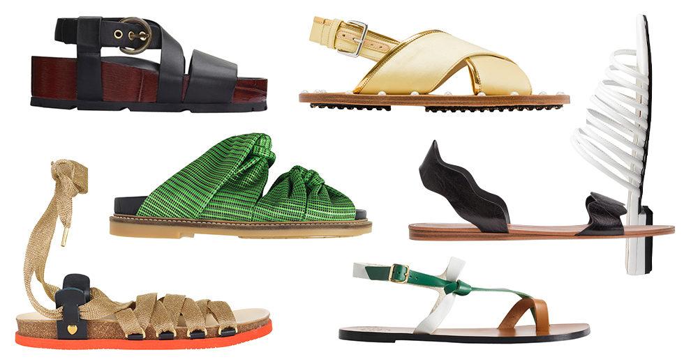 Sommarens skor till vardag och fest