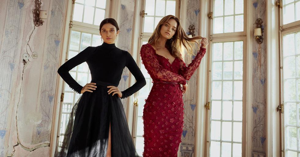 Samarbetet mellan Ida Lanto och Nelly.com består av fem klänningar 8fd2bea2a7b07