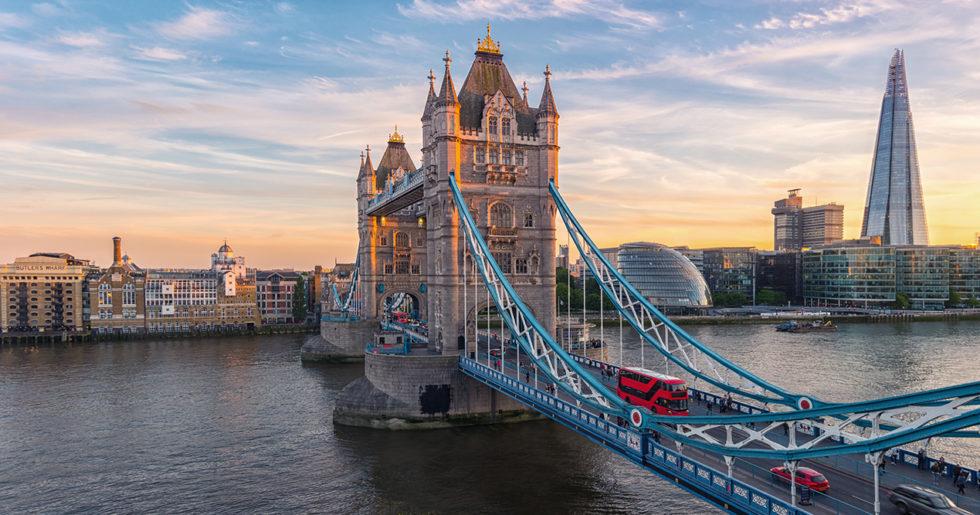 Romantiska hotell med lyxig känsla i London