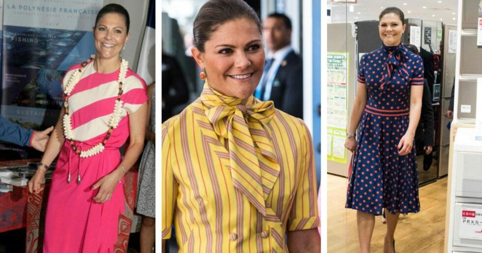 a59c4f8b6cf5 Se alla gånger kronprinsessan lånat kläder av drottningen   ELLE