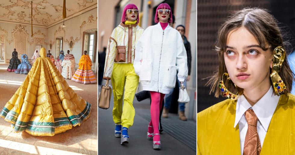 bd9e41658d53 6 härliga höjdpunkter från Milano Fashion Week 2019 | ELLE