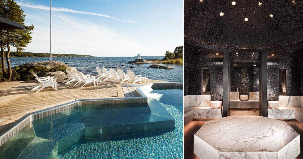 spa och övernattning stockholm