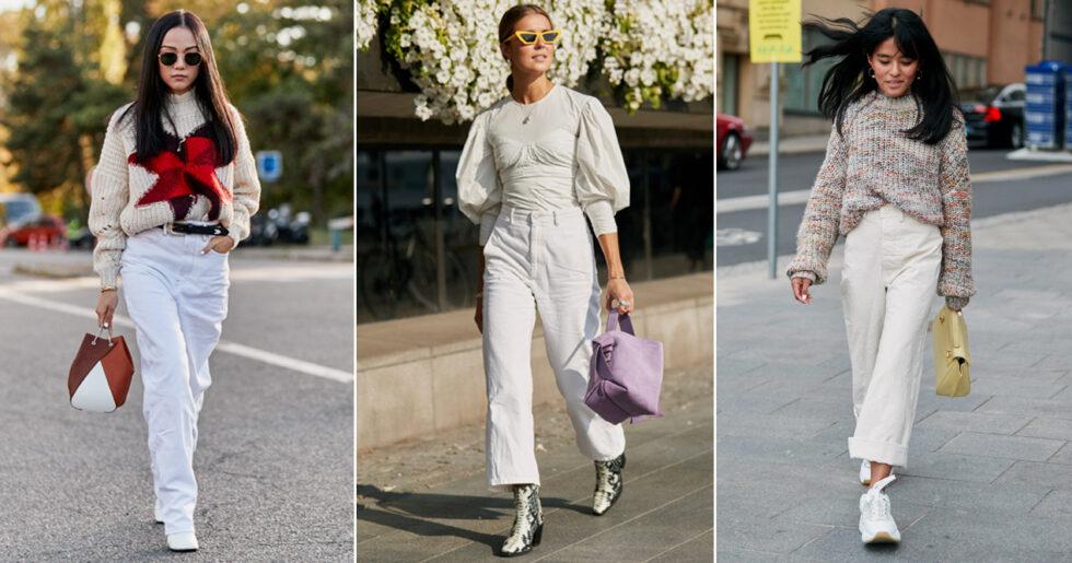 newest fa712 76e2a Så stylar du trenden med vita jeans – och här är våra 10 shoppingfavoriter