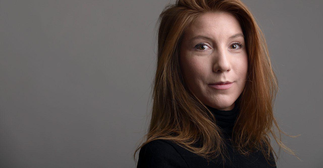 Pernilla August spelar Kim Walls mamma i Utredningen på SVT