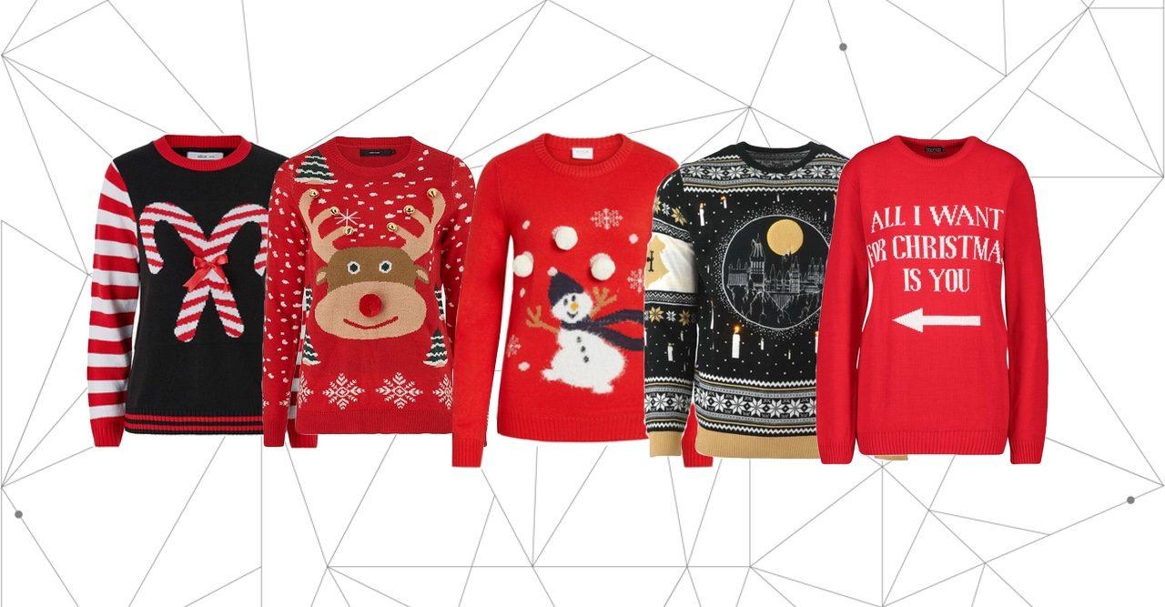 Årets jultröjor är här! 15 fulsnygga köp till julen 2019