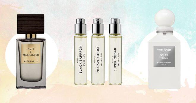 Kryddigt, varmt och sött –ELLE listar vinterns parfymfavoriter