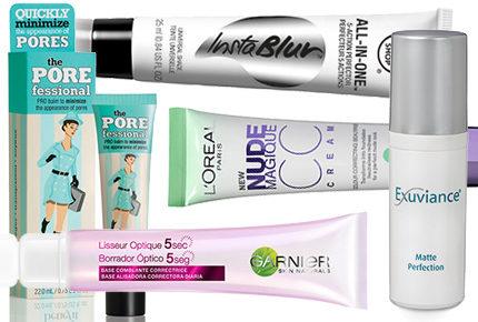 bra primer för stora porer